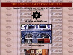 מוזיאון לקעקועים באמסטרדם