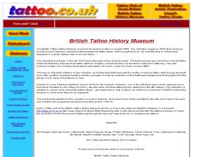מוזיאון לקעקועים באוקספורד