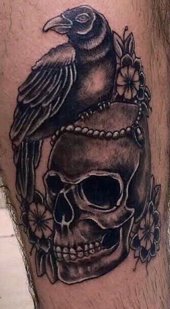 Classic shading tattoo