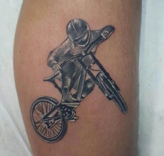tattoo הצללה עם לבן